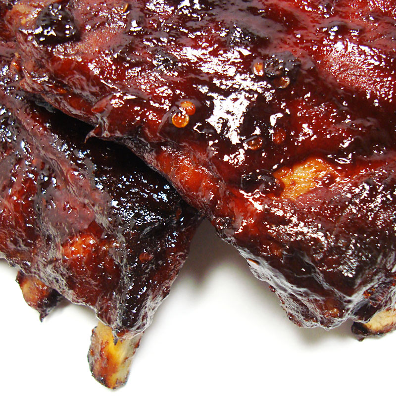 Don't have a grill? Not a problem. With these Oven-Baked Pork Ribs ...