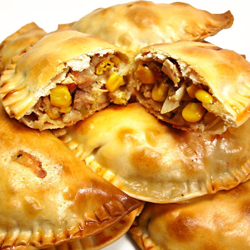 Chicken And Corn Empanadas Recipe — Dishmaps